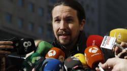 La reunión de Podemos