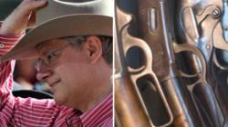 Harper Shuns Request To Talk Gun Registry In