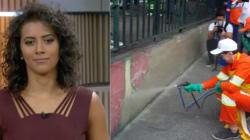 Âncora da GloboNews: 'Atitude autoritária da prefeitura reforça estigma da arte
