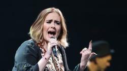 Adele serait-elle la fille d'un chanteur