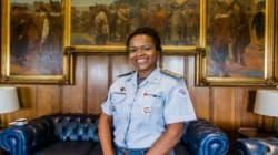 Conheça a primeira mulher negra a assumir a Casa Militar de