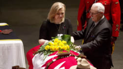 Tory Bill Honouring Slain Mountie Passes With Help Of 27