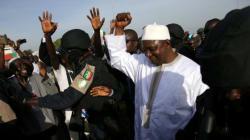La alegría inunda Gambia tras 22 años de