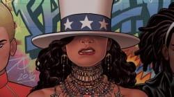 O quadrinho 'América', da Marvel, transforma Beyoncé em uma heroína latina e