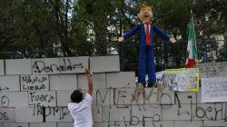 Itamaraty critica decisão de Trump de construir muro entre EUA e