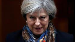 Theresa May met en garde l'Amérique contre