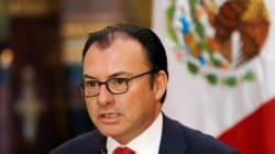 Payer pour le mur «n'est pas négociable», selon le ministre mexicain des Affaires