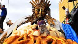 Carnaval de Rio: danse spectaculaire au