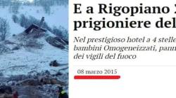 Era già successo: due anni fa l'hotel Rigopiano rimase isolato per ore dopo una