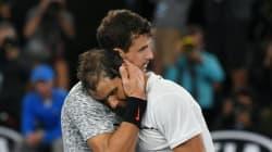 Open d'Australie: Nadal rejoint Federer en