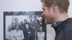 Prince Harry Re-Creates 1995 Photo Of The Late Princess