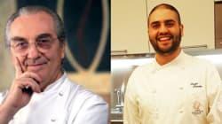 Lo chef Marchesi realizza il sogno di Paolo, malato di Sla: far parte della sua