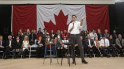 Trudeau Sets Benchmark For What He Considers Success As