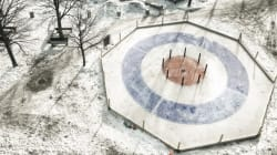Most Canadian Game Ever Combines Crokinole And