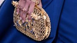 Les magnifiques accessoires du défilé haute couture printemps-été 2017 d'Elie