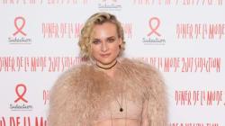 Diane Kruger: l'icône de mode a fait place à la femme sexy