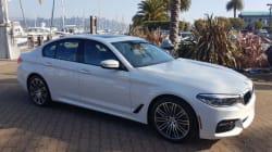 Premier contact BMW Série 5 2017: retrouver son