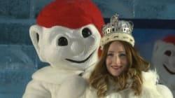Claudine Julien couronnée reine du 63e Carnaval de