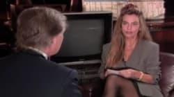 O dia em que Trump disse que 'não queria ser presidente' e assediou Bruna