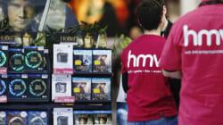 Fermeture des HMV: la fin d'une