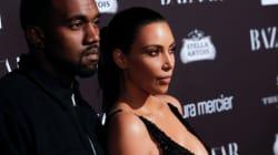 Kanye supplierait Kim Kardashian d'arrêter les