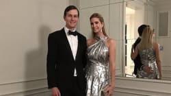 Questa foto di Ivanka Trump e il marito (pubblicata durante le proteste) ha fatto infuriare in