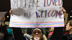 Court Temporarily Blocks Parts Of Trump's Muslim Refugee And Travel