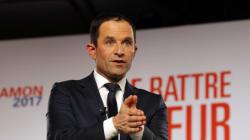 Benoît Hamon large vainqueur de la primaire