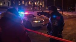 Attentat à Québec: deux hommes toujours