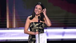 Julia Louis-Dreyfus Says She's 'Horrified' By Immigrant Ban During SAG