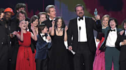 'Stranger Things' Cast Vow To 'Shelter Freaks And Outcasts' At SAG