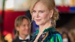 Nicole Kidman attire l'attention avec une robe