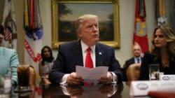 Trump tente de minimiser la portée de son décret