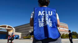 L'ACLU, cette association américaine dont vous allez beaucoup entendre parler sous Donald