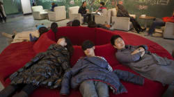Why Nap Rooms Are The New Conference