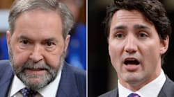 Stand Up Against Trump's 'Racism And Hatred,' Mulcair Tells