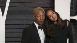 Pharrell And Wife Helen Lasichanh Welcome