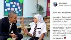 Pete Souza sta mostrando su Instagram tutta la sua frustrazione per le decisioni di