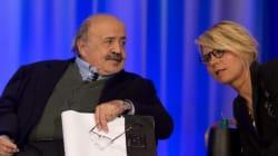 Il lato privato della coppia regina della tv nell'intervista di Costanzo a