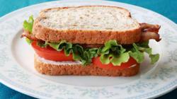 Un club sandwich de