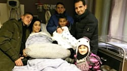 Syrian Refugee Mother Gives Birth Hours After Reaching Fort