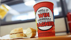 Police Charge Teen After Boxes Of 'Roll Up The Rim' Cups
