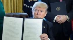 Trump s'attaque à la réglementation