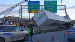 Embouteillage monstre sur l'autoroute