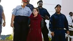 Karine Gagné demeure détenue en prison aux