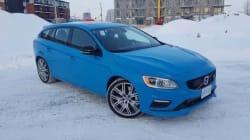 Essai routier Volvo V60 Polestar 2017: réellement