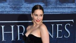 La graciosa despedida de Emilia Clarke al finalizar el rodaje de 'Juego de