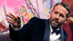 Voilà pourquoi Ryan Reynolds et Andrew Garfield se sont embrassés passionnément aux Golden