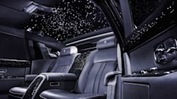 Rolls Royce Phantom VII's Starry Sky Is The Trippiest Car Feature