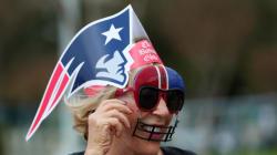 Voici comment les fans les plus motivés du Super Bowl s'apprêtent à voir le